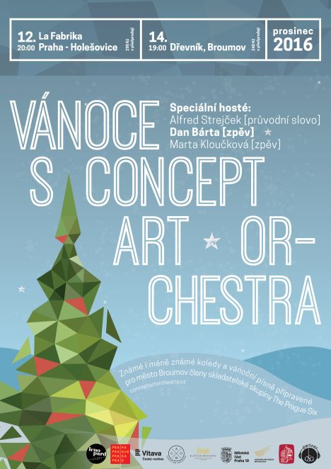 VÁNOCE S CONCEPT ART ORCHESTRA